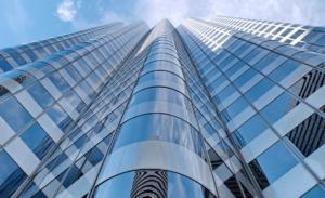 glass building construction / riaz glass